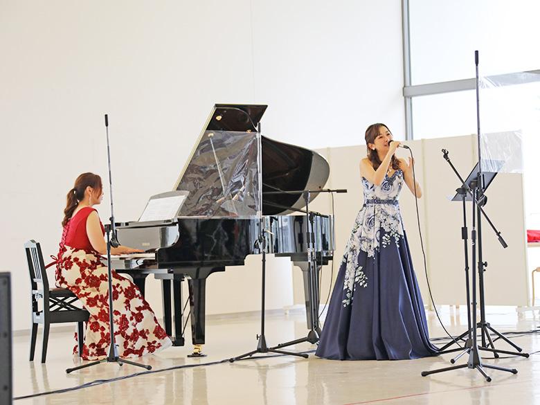 エレガンスピアノコンサート