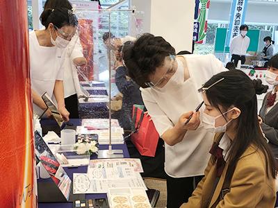 産学連携Baika×企業コラボプロジェクト 梅花女子大学×POLA「美しく梅花女子 美Project」